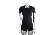 Falke Womens TK CF sh shirt black